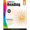 Carson Dellosa Spectrum Reading Workbook, Grade 5 *