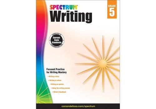 Carson Dellosa Spectrum Writing, Grade 5