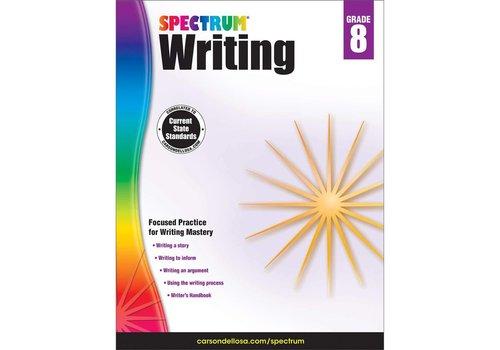 Carson Dellosa Spectrum Writing, Grade 8