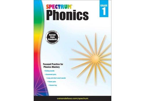 Carson Dellosa Spectrum Phonics, Grade 1 *