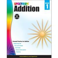 Spectrum Addition, Grade 1*