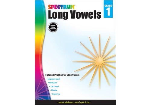 Carson Dellosa Spectrum Long Vowels