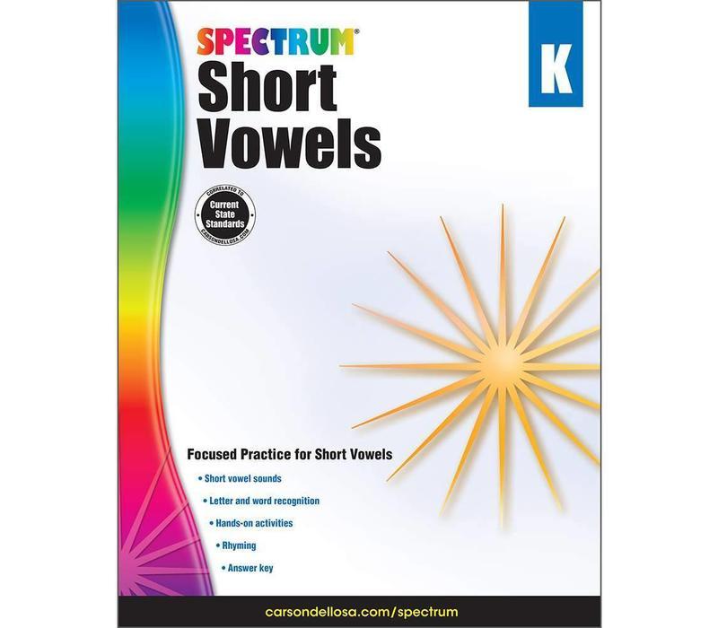 Spectrum Short Vowels