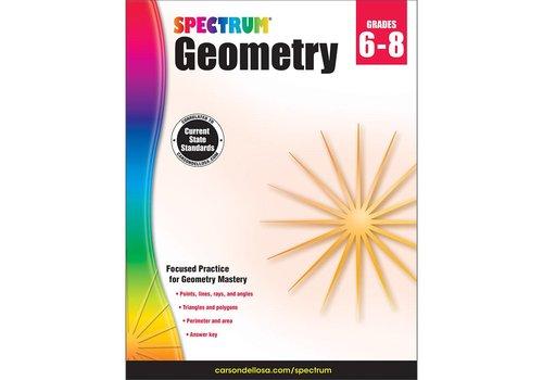 Carson Dellosa Spectrum Geometry 6-8