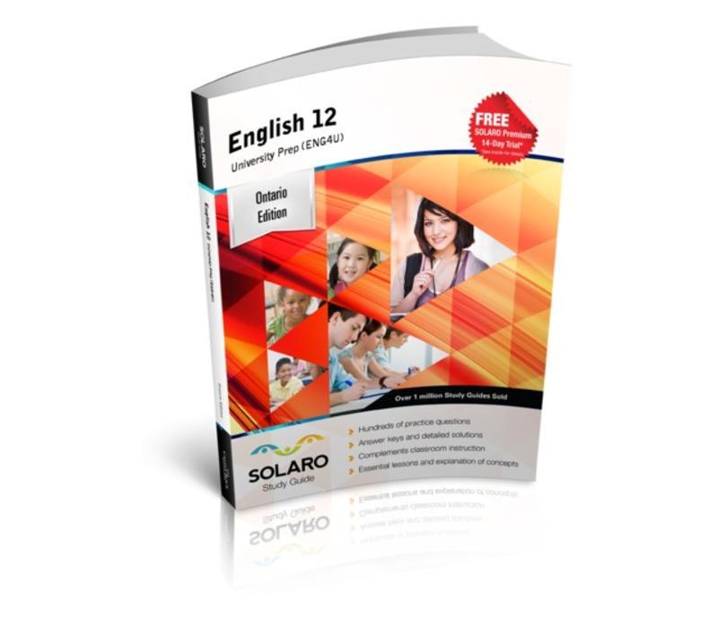 English, University Prep, Grade 12 - Learning Tree Educational Store