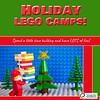 LEGO Camp -December 28th --Robots & Robotics