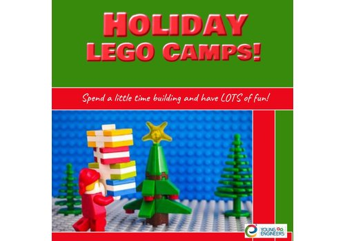 LEGO Camp -December 28th --Robots & Robotics