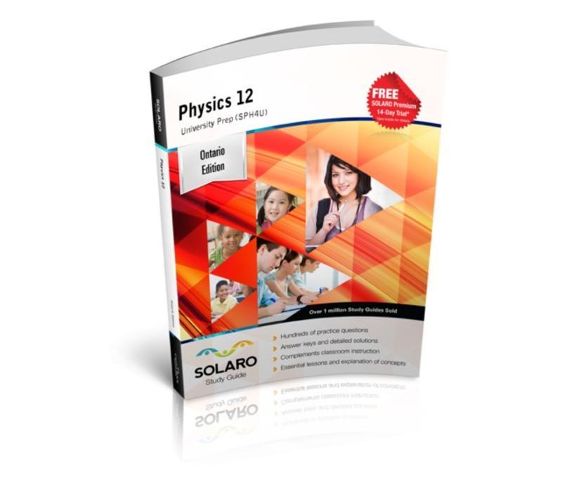Physics 12 - University Prep