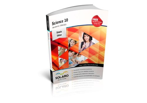 Solaro Science 10, Academic
