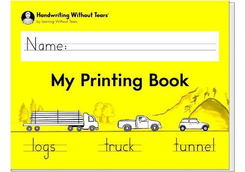 Handwriting Without Tears Handwriting Without Tears - My Printing Book