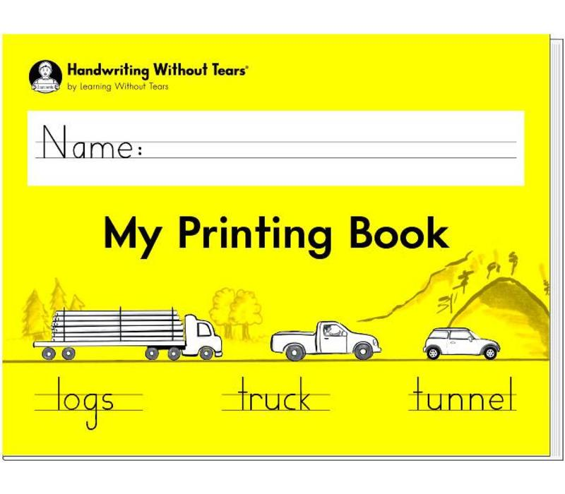 Handwriting Without Tears - My Printing Book