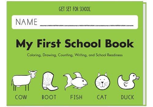 Handwriting Without Tears Handwriting Without Tears - My First School Book