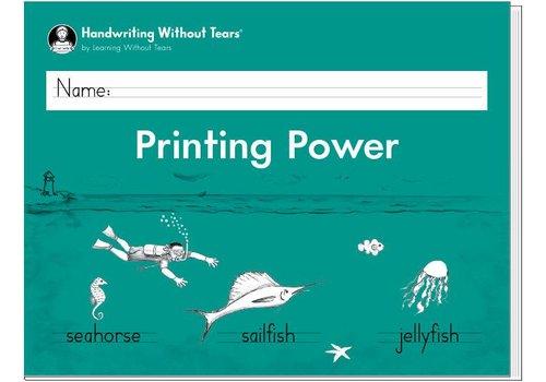 Handwriting Without Tears Handwriting without Tears - Printing Power