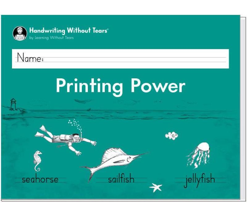 Handwriting without Tears - Printing Power