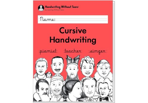 Handwriting Without Tears Handwriting Without Tears - Cursive Handwriting