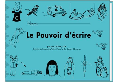 Handwriting Without Tears Handwriting Without Tears- Le Pouvoir d'ecrire