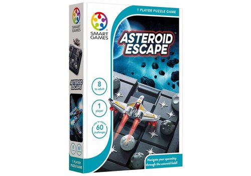 Smart Games Asteroid Escape Puzzle Game