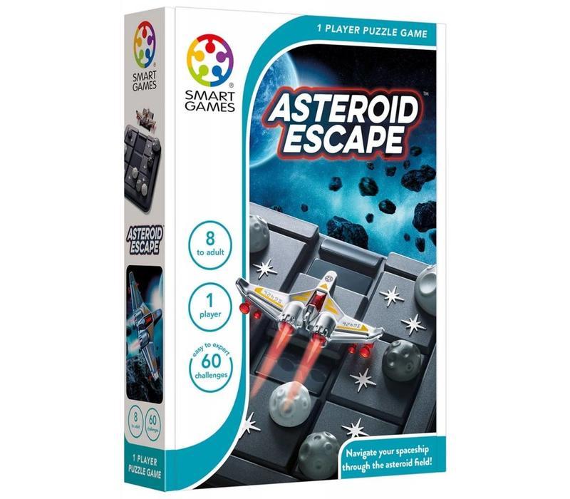 Asteroid Escape Puzzle Game