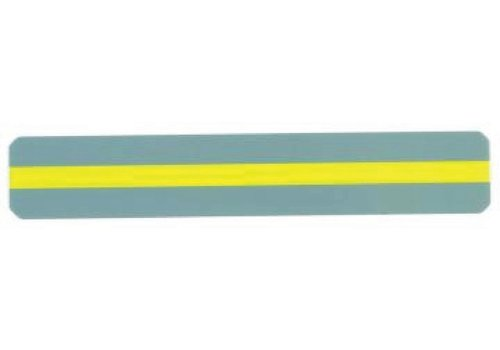ASHLEY PRODUCTIONS READING GUIDE STRIPS YELLOW