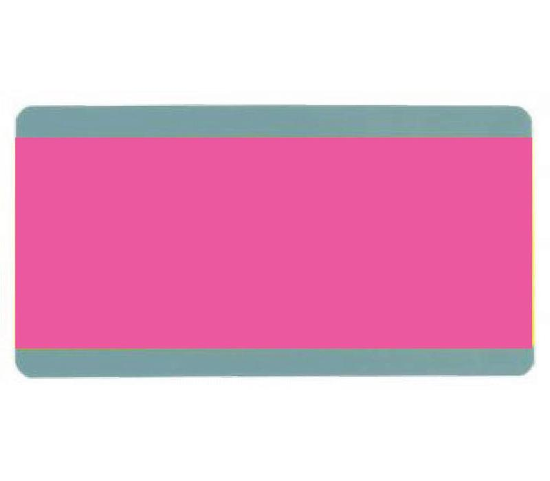 BIG READING GUIDE STRIPS PINK *