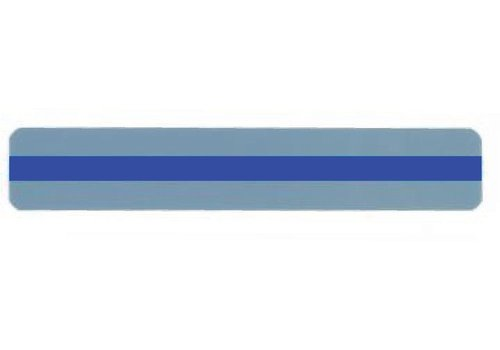 ASHLEY PRODUCTIONS READING GUIDE STRIPS BLUE
