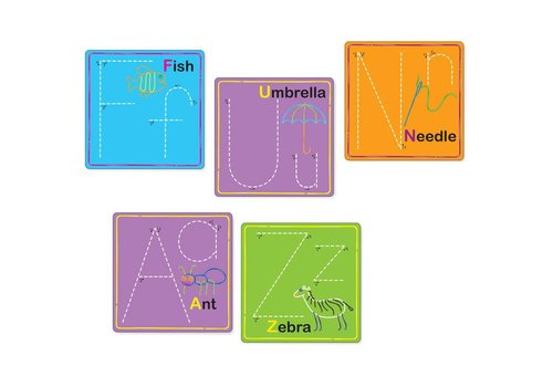 Wikki Stix Wikki Stix - Alphabet *
