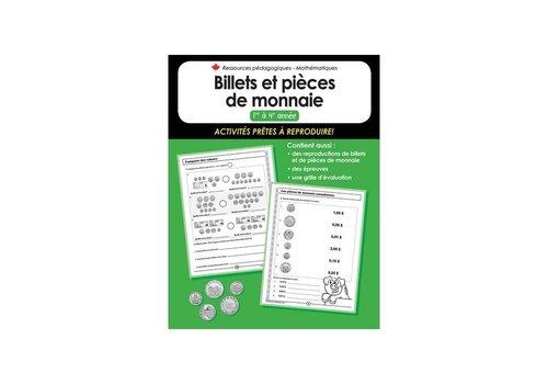 NELSON Billets et pieces de monnaie 1-3