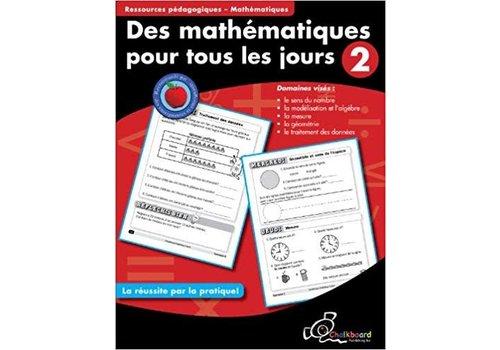 NELSON Des mathematiques pour tous les jours, 2