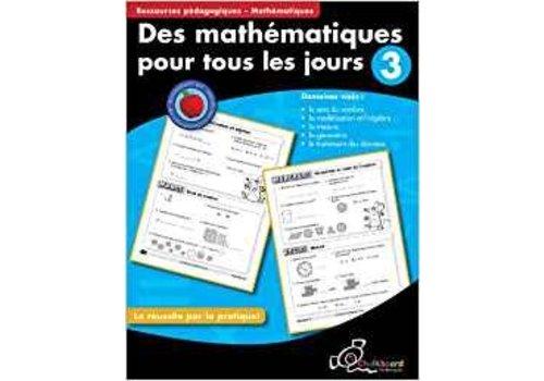 NELSON Des mathematiques pour tous les jours, 3