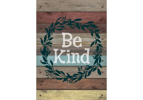 Teacher Created Resources Home Sweet Classroom - Be Kind Poster