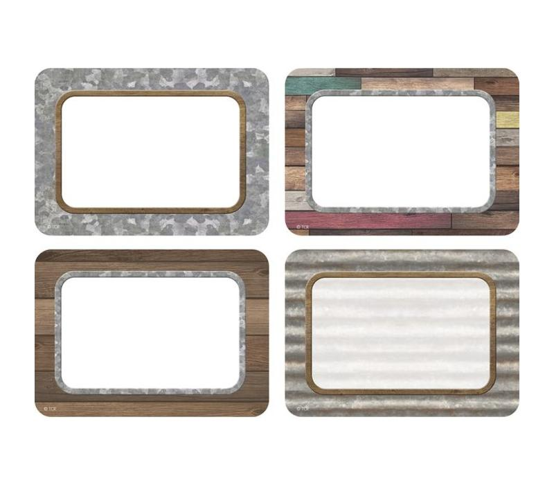 Home Sweet Classroom - Name tag labels *