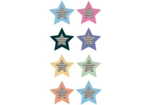 Teacher Created Resources Home Sweet Classroom - Mini Star Stickers *
