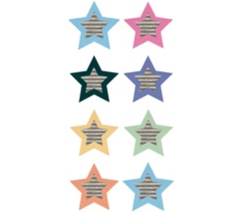 Home Sweet Classroom - Mini Star Stickers *