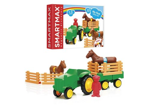 Smart Max Smart Max My First Tractor Set *