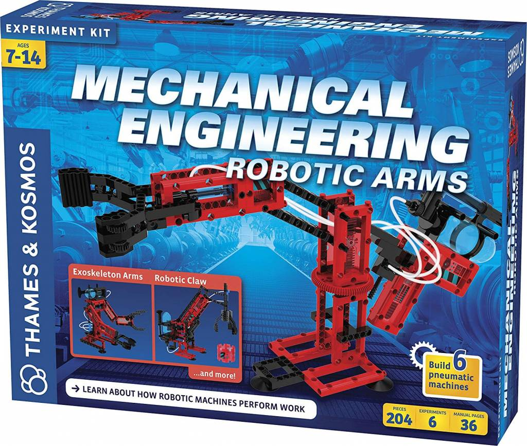 Mechanical Engineering Robotic Arm Learning Tree Educational Store
