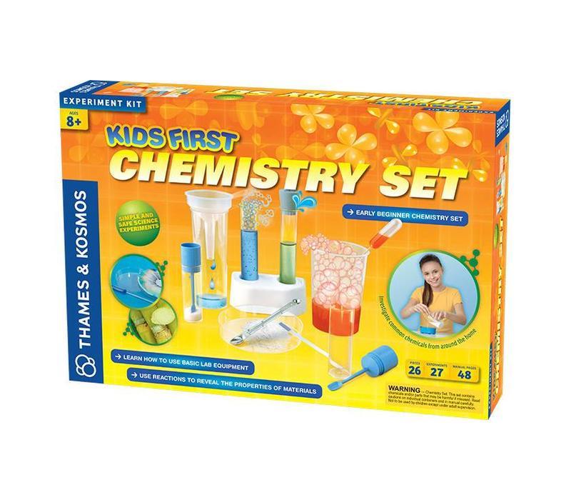 Kids First Chemistry Set *