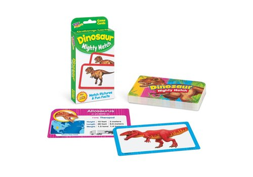 Trend Enterprises Dinosaur Mighty Match