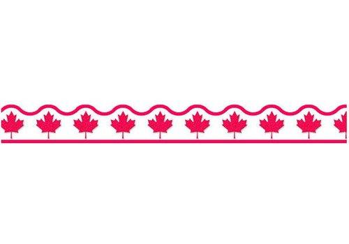 Trend Enterprises Maple Leaf Border