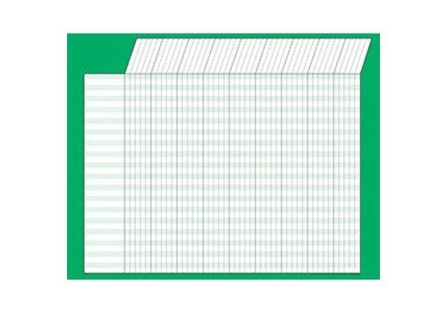 Trend Enterprises Green Horizontal Incentive Chart