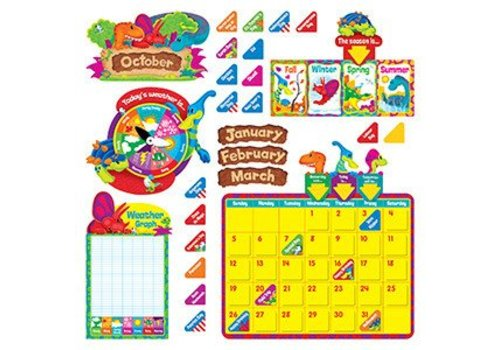 Trend Enterprises DinoMites Pals Calendar