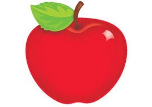 Trend Enterprises Shiny Red Apple