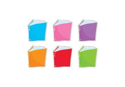 Trend Enterprises Bright Books