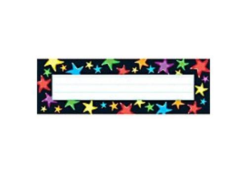 Trend Enterprises Gel Stars Nameplates