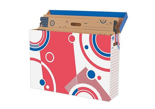 Trend Enterprises Bulletin Board Storage Box