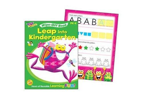 Trend Enterprises Leap Into Kindergarten Wipe-Off Book