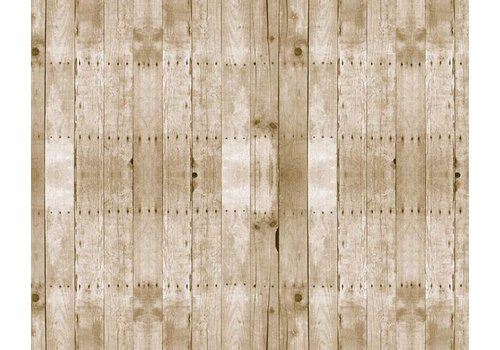 PACON Fadeless Paper 4ft x 12 ft - Weathered Wood