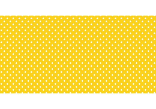 PACON Fadeless Paper 4ft x 12 ft - Classic Dots Yellow