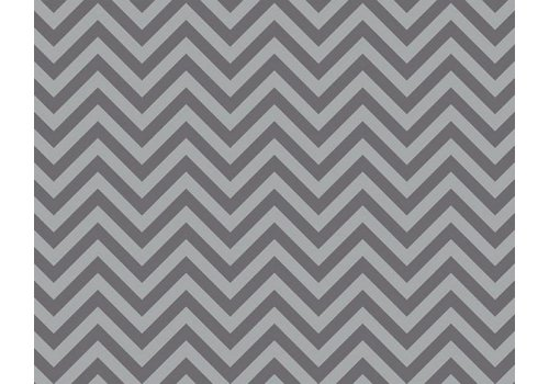 PACON Fadeless Paper 4ft x 12 ft - Chic Chevron Gray