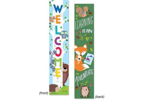 Creative Teaching Press Woodland Friends Banner