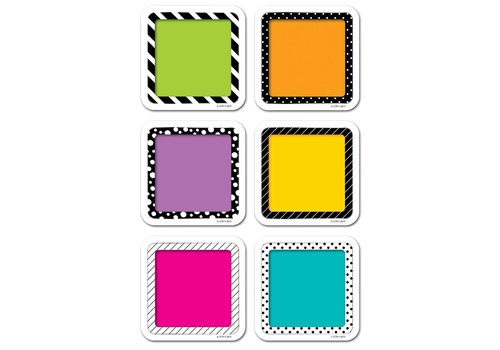 "CTP Colorful Cards 3"" DESIGNER CUT-OUTS"